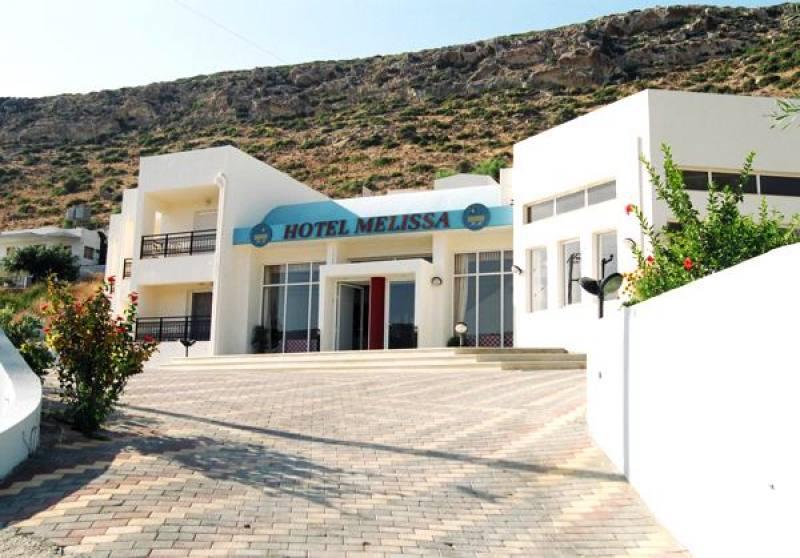 Aparthotel Melissa - Matala - Heraklion Kreta